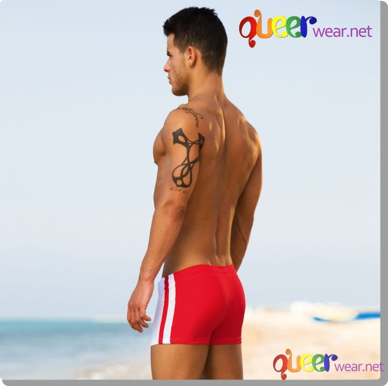 Swimwear boxer by Modus Vivendi with color back 5