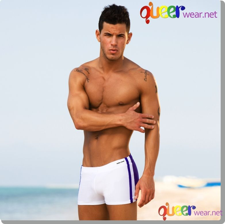 Swimwear boxer by Modus Vivendi with color back 7