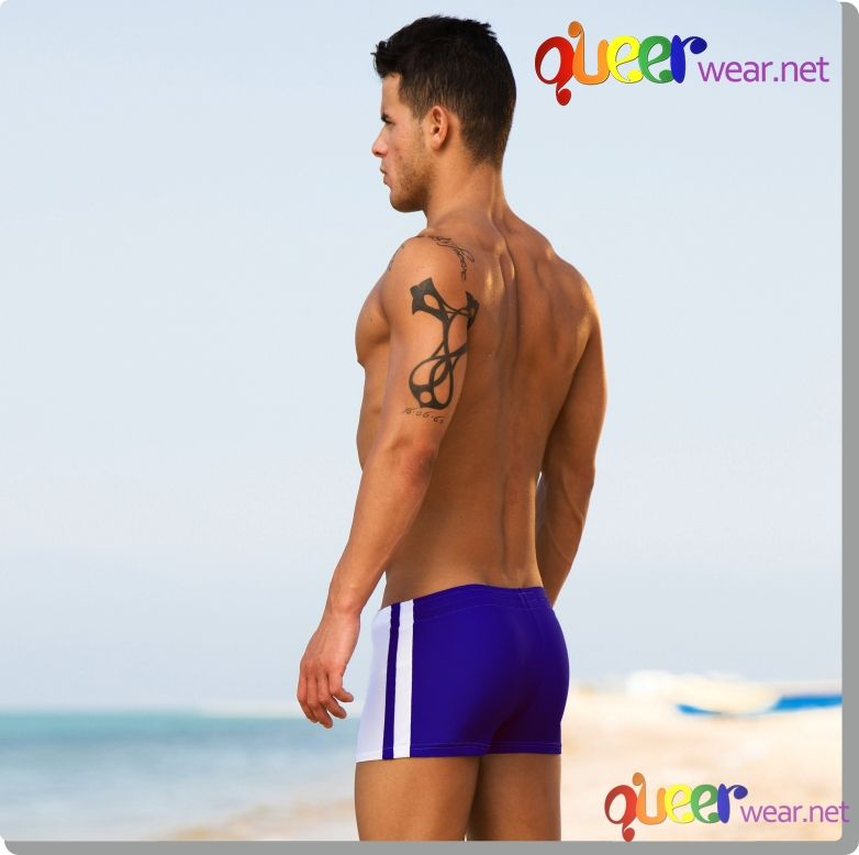 Swimwear boxer by Modus Vivendi with color back 8
