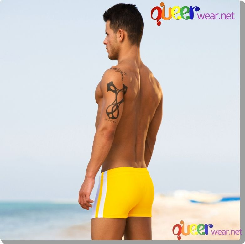 Swimwear boxer by Modus Vivendi with color back 14