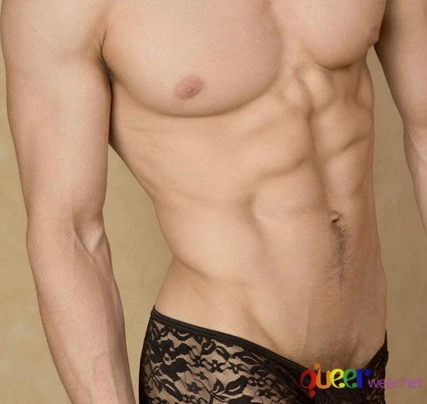 Lace boxers DANDI DAS 6
