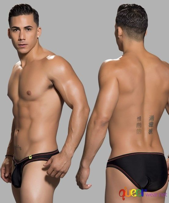 Black Ultra Bikini 1
