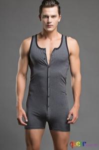 Мъжко боди Bodysuit (L) 3