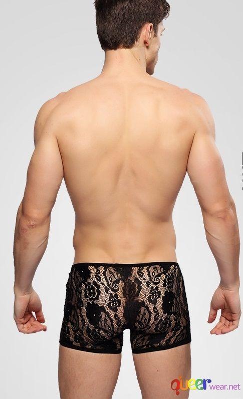 Lace boxers DANDI DAS 7