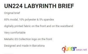 LABYRINTH BRIEF 4