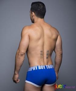 Trophy Boy Bamboo Tagless Boxer 4