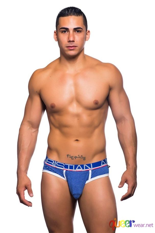 Almost Naked Tagless Cotton Brief 1