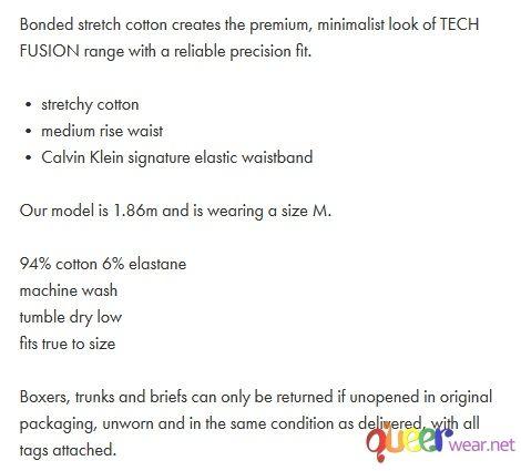 Tech Fusion Cotton 3