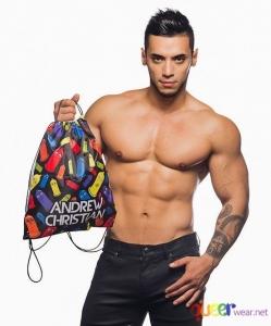 Rainbow Condom Backpack 1