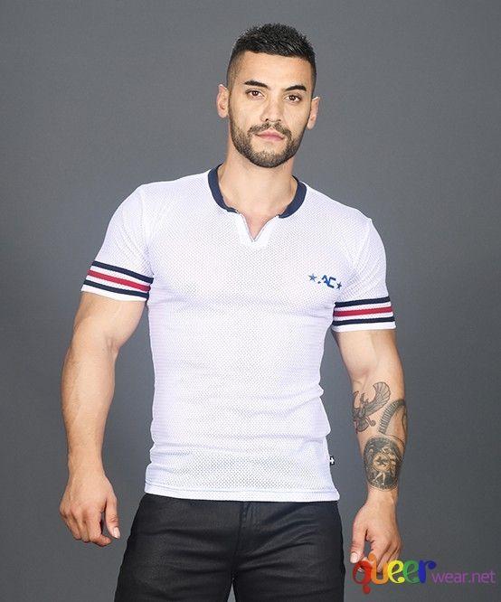 Superhero Mesh T-Shirt 1