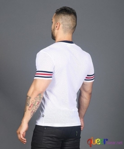 Superhero Mesh T-Shirt 3