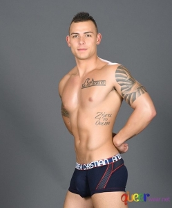 Sexy Trophy Boy Active Mesh Boxer 5