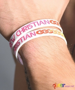 Pride Link Wristband 1