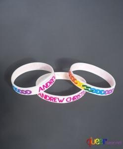 Pride Link Wristband 2