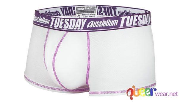 Boxer Briefs MyDay Tuesday 4
