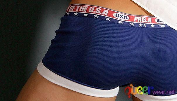 blue boxer briefs USA Patriot 4