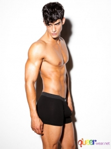 Classic black briefs from Cotton Pouch Collection of N2N Bodywear 2