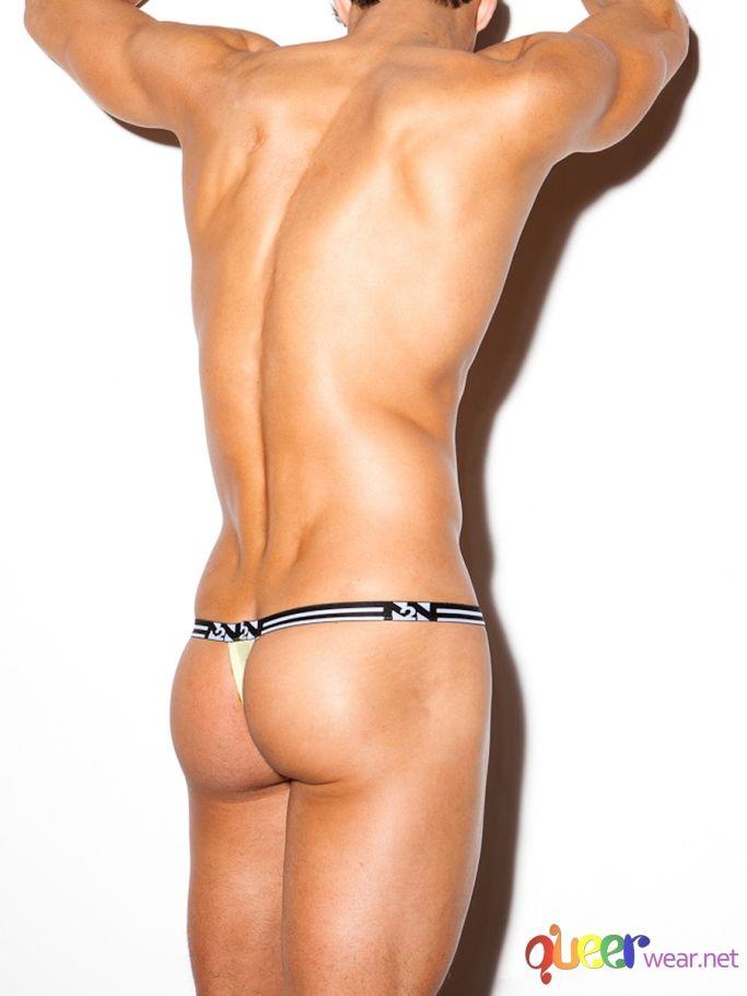 Black Air G Thongs from N2n Bodywear 2