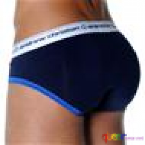 Almost Naked Sports Brief Navy 4