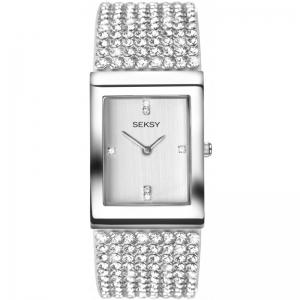 Дамски часовник Seksy Krystal Swarovski Crystals - S-2375.37