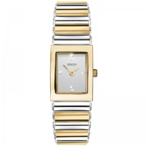 Дамски часовник Seksy Edge Swarovski Crystals - S-2865.37