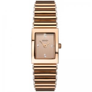 Дамски часовник Seksy Edge Swarovski Crystals - S-2868.37
