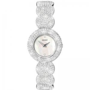 Дамски часовник Seksy Elegance Swarovski Stone Set - S-4851.37