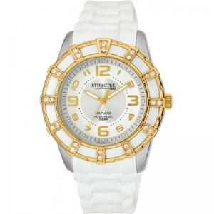 Дамски часовник Q&Q ATTRACTIVE - DA39J504Y