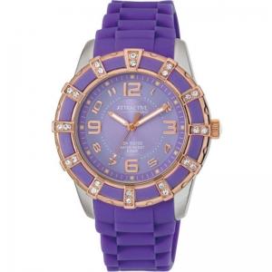 Дамски часовник Q&Q ATTRACTIVE - DA39J505Y