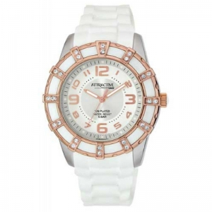 Дамски часовник Q&Q ATTRACTIVE - DA39J524Y