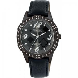Дамски часовник Q&Q ATTRACTIVE - DA47J505Y