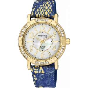 Дамски часовник Q&Q ATTRACTIVE - DA59J114Y