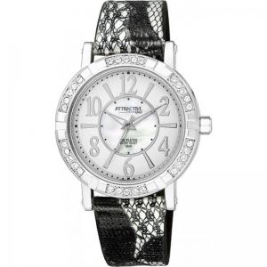 Дамски часовник Q&Q ATTRACTIVE - DA59J304Y