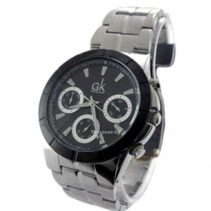 Мъжки часовник George Klein - GK20515-SBS