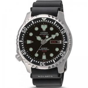 Мъжки часовник Citizen Automatic Diver - NY0040-09EE