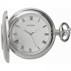Мъжки джобен часовник Sekonda - S-3468.30