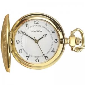 Мъжки джобен часовник Sekonda - S-3799.30
