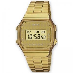 Мъжки часовник CASIO - A168WG-9B
