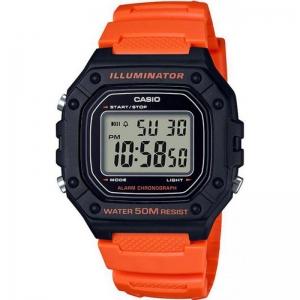 Мъжки дигитален часовник CASIO - W-218H-4B2VEF