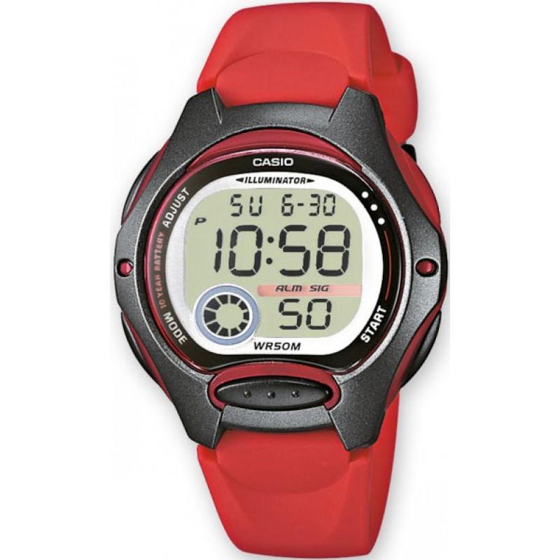 Детски часовник CASIO LW-200-4AVEF