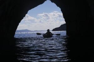Единичен морски каяк Prijon Sea