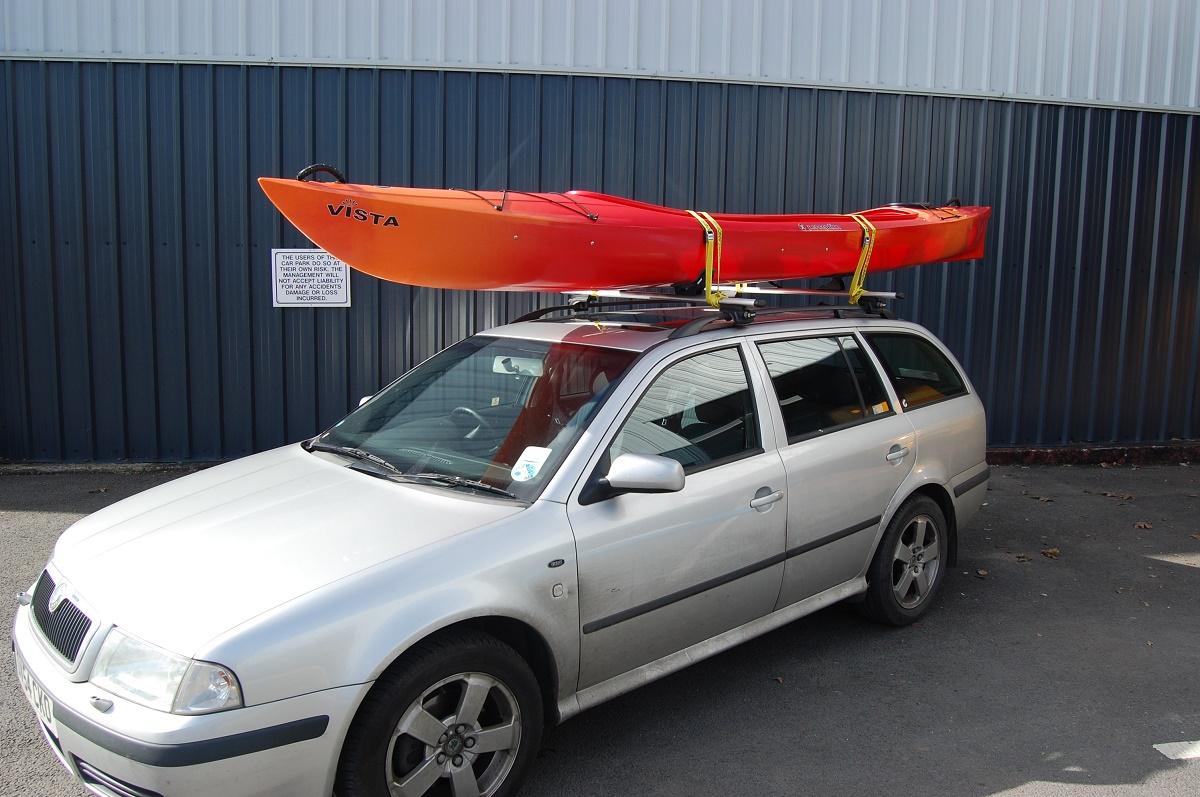 Багажник за каяк