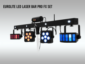 Осветление EUROLITE LED LASER BAR PRO FX SET