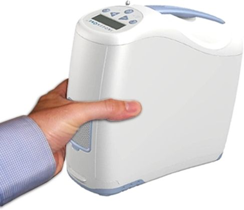 Мобилен кислороден концентратор INOGEN ONE G2 3