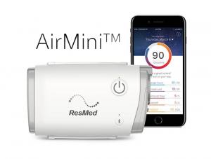 Мобилен Aвтоматичен CPAP Апарат ResMed AirMini  2