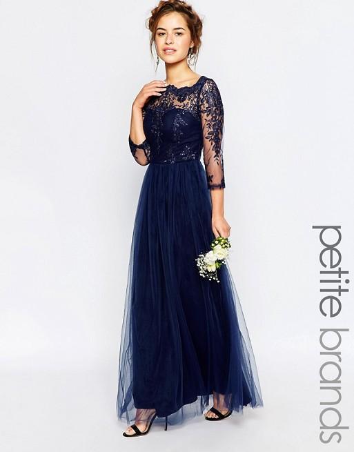 Дамска рокля Chi Chi London, Premium lace 2