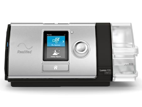 Вентилатор ResMed Lumis 100 VPAP ST