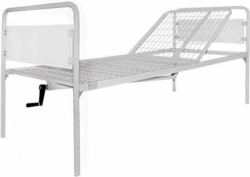 Механично болнично легло с две секции