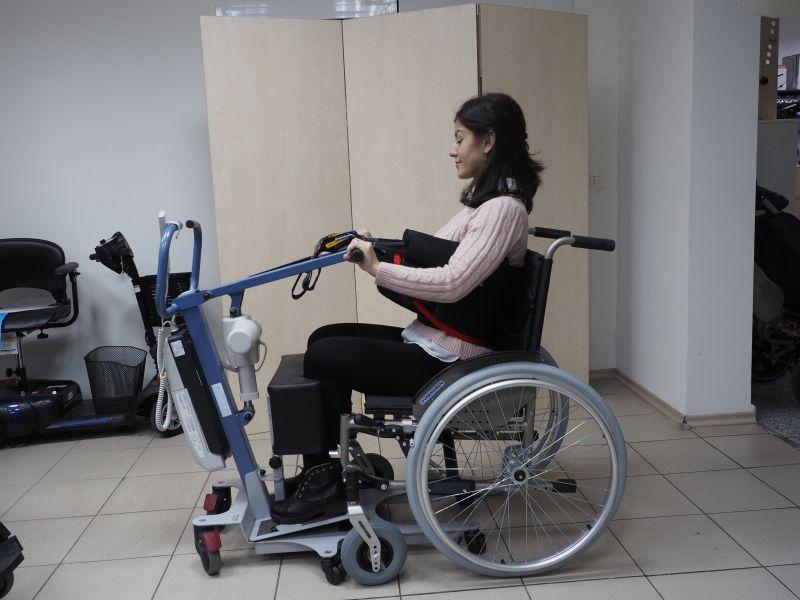 Устройство за вертикализация на пациенти 1