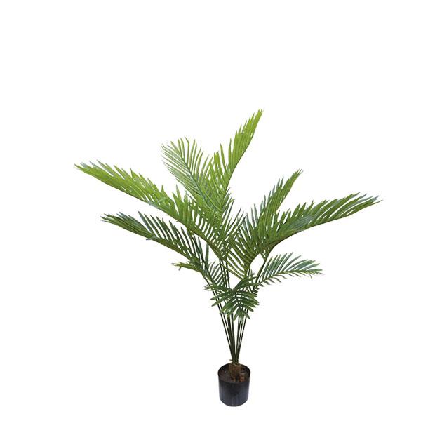 Изкуствена палма 120см.